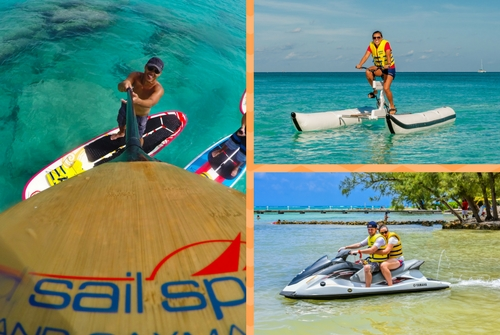 Fall in Cayman - Watersports Offers