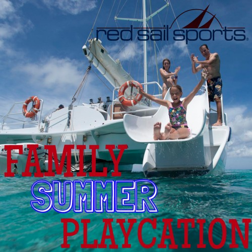 Summer Family Playcation