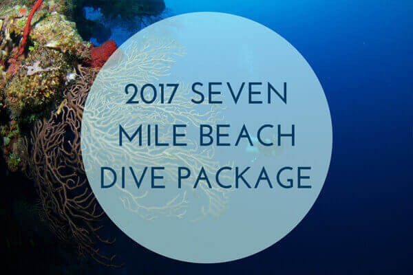2017 Seven Mile Beach Dive Packages