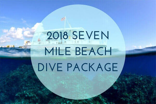 2018 Seven Mile Beach Dive Packages