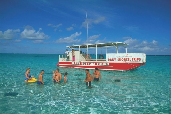 Stingray & Evening Tours from Rum Point