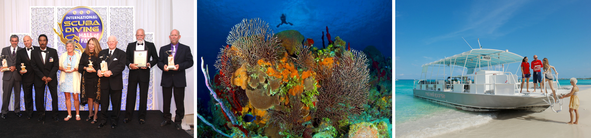 International Scuba Diving Hall of Fame Dive Package