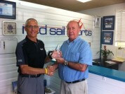 Red Sail Sports Receives PADI 25-Year Longevity Award