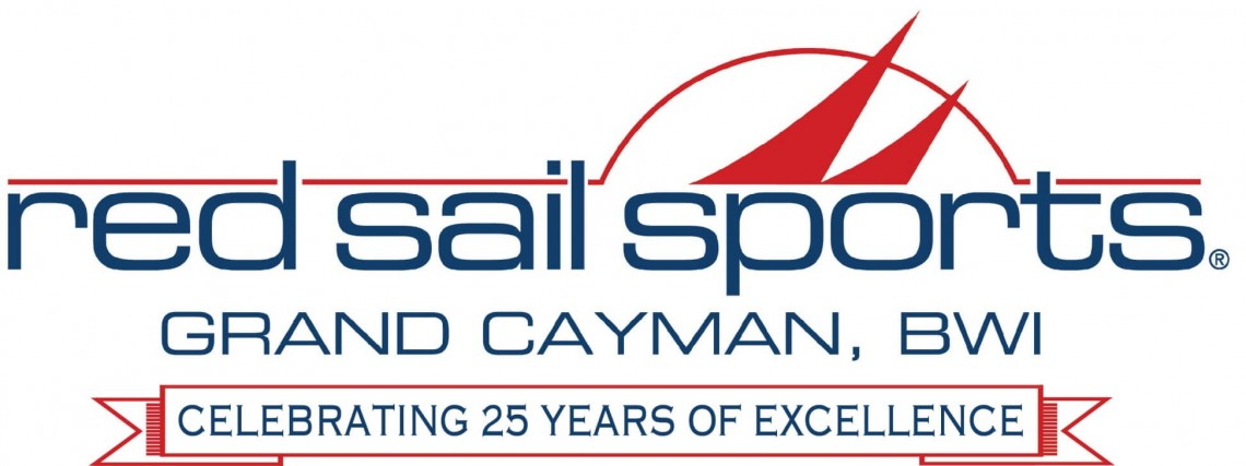 RED SAIL SPORTS GRAND CAYMAN MARKS 25TH ANNIVERSARY