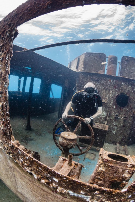 Cayman is Celebrating Two Iconic Shipwrecks in 2016