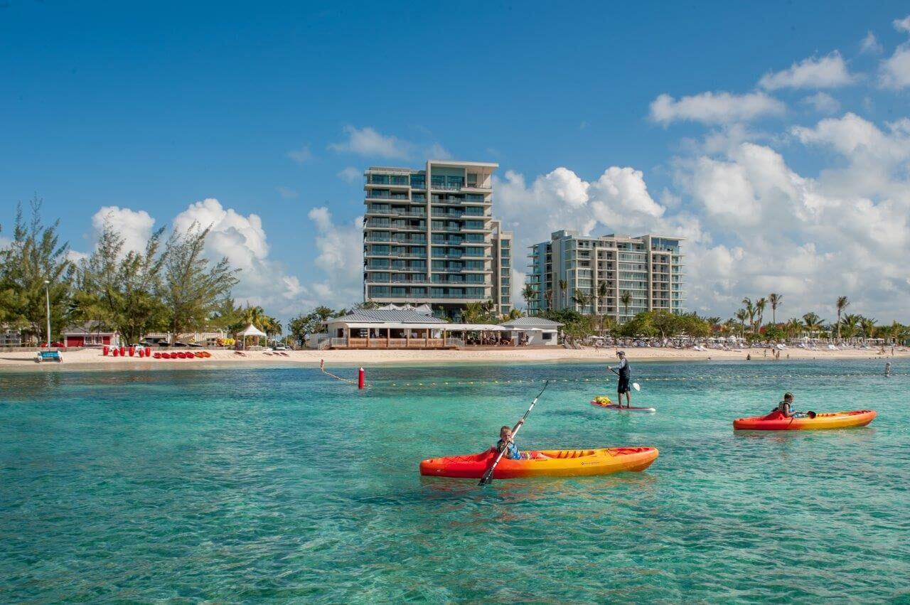 Water sports operator in Cayman Islands